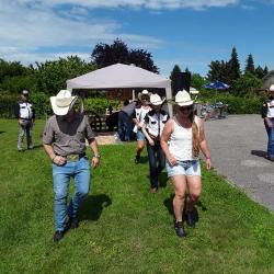 Fête du village de Sauverny 2018