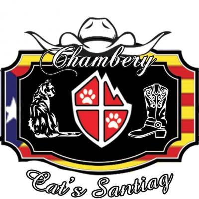 LOGO CHAMBERY CATS SANTIAGS