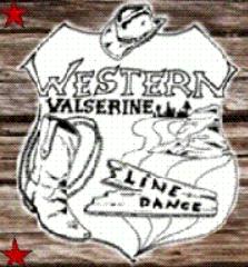 LOGO WESTERN VALSERINE