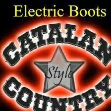 LOGO ELECTRIC BOOTS