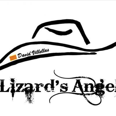 Logo lizard angels